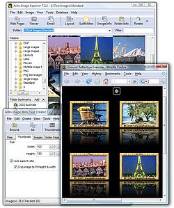 Desktop view نرم افزار Web Page Creator v7.4.3 Final