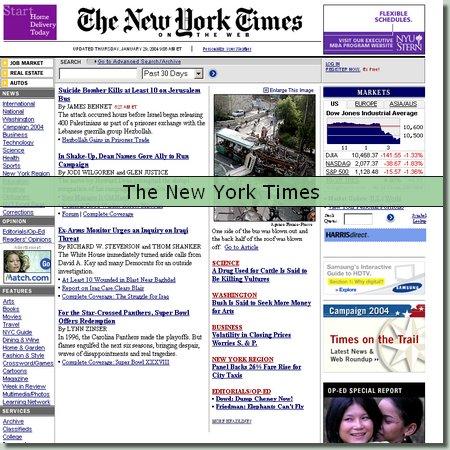 The new york timesthe new york times
